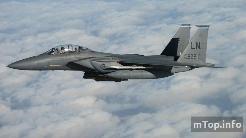 McDonnell Douglas F-15 E