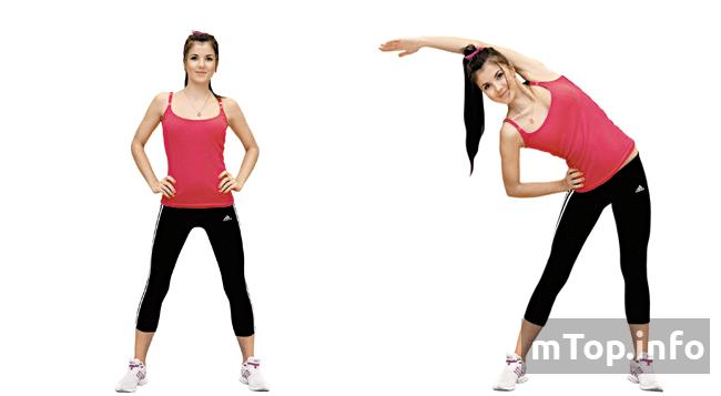 Лучшие упражнения для похудения: ТОП-7 самых-самых