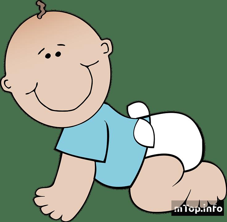 При выборе учитывают возраст малыша
