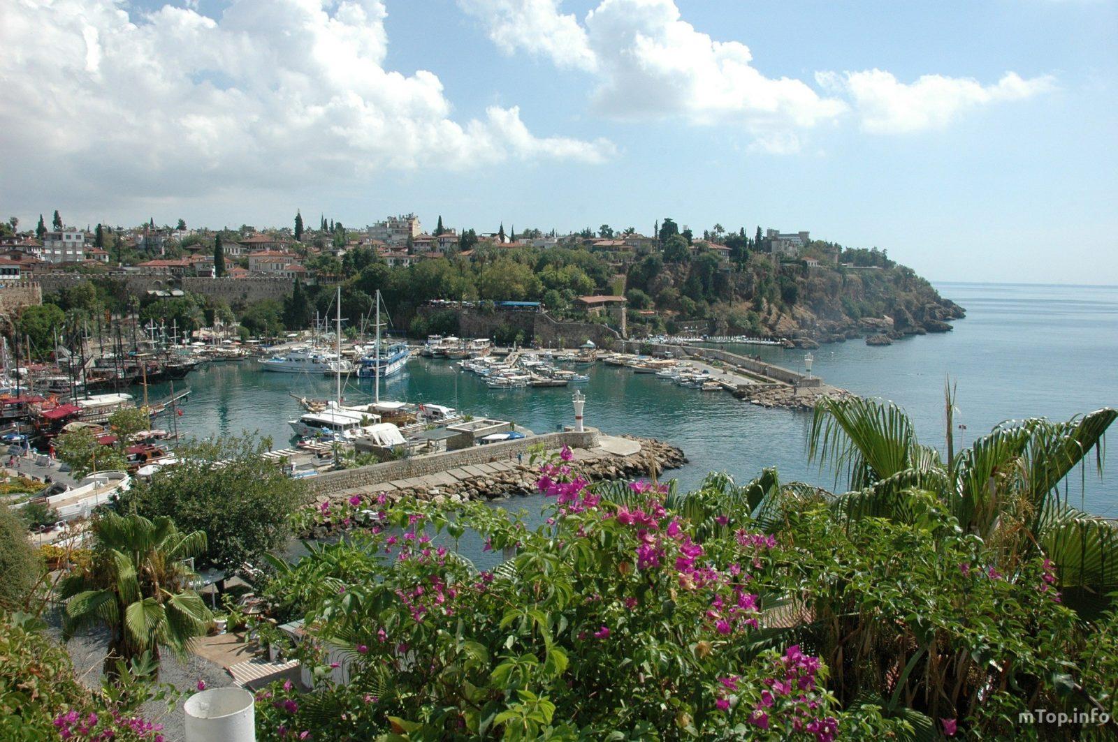 Лучший курорт Турции - Анталия