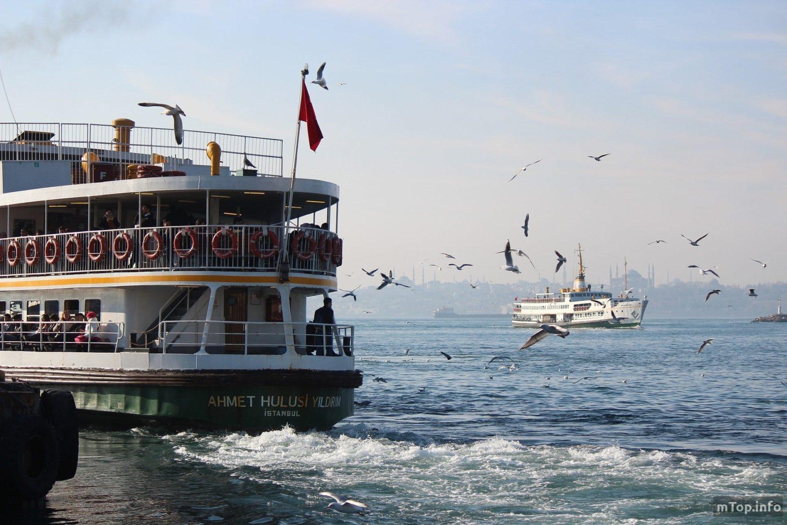 Турция славится курортами