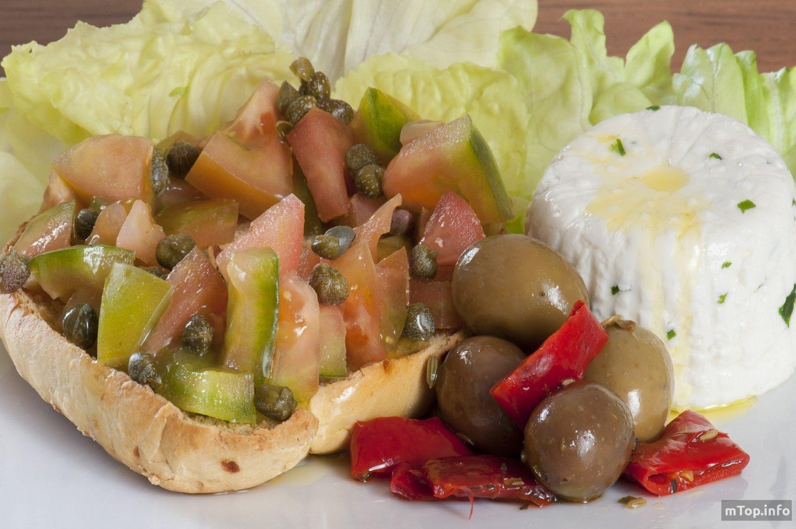 Питание в Апулии – это искусство