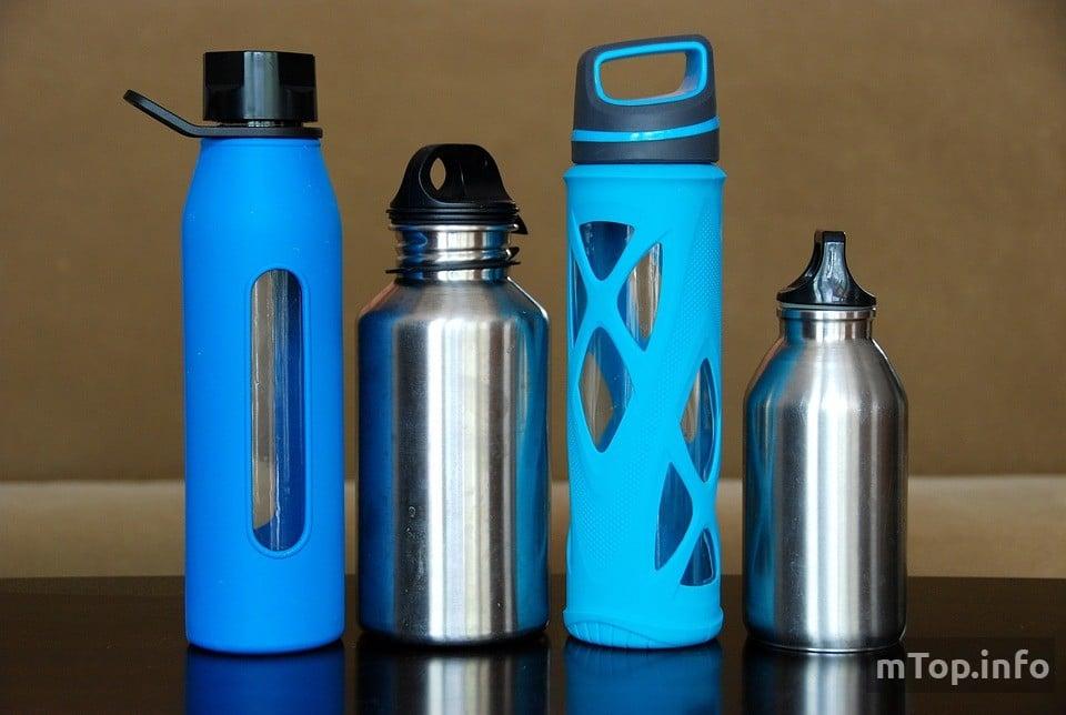 лучшая бутылочка для воды